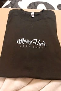 Messy Hair Don't Care T-Shirt Toronto, M4M 1E6