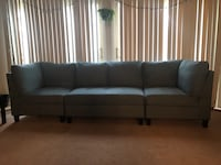 Brand new blue couch Ann Arbor, 48108