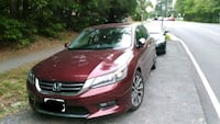 Honda accord 2015 sport miles: 30500 Fairfax, 22030