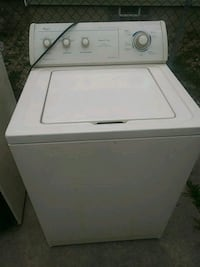 white top-load clothes washer Dearborn Heights, 48125