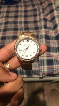 Coach watch Mississauga, L4Z 1S3