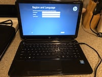 HP pavilion touchscreen laptop Tulsa, 74136