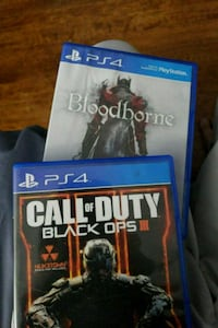 Bloodborne or/and black ops 3 Calgary, T3J 1M7