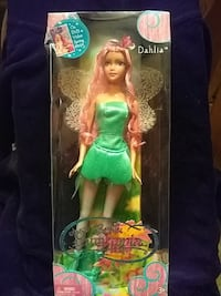 "Barbie ""Fairytopia"" -Dahlia-doll 2391 mi"