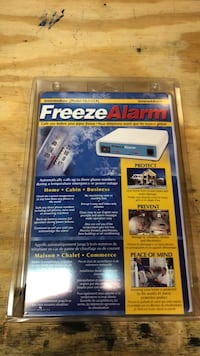 Freeze Alarm 233 mi
