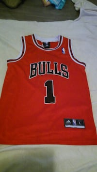 Youth large chicago bulls jersey El Paso, 79936