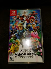 Super Smashbros Ultimate for Switch  Phoenix, 85044