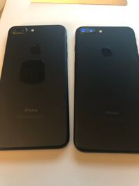 2 iPhone 7 Plus 32Gb Burlington, L7R 1J7