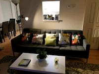 Sofa, coffee table and lamp Laurel, 20707