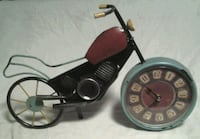 Motorcycle Clock  Delray Beach, 33484