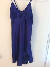women's blue sleeveless dress Montréal, H1S 2A9