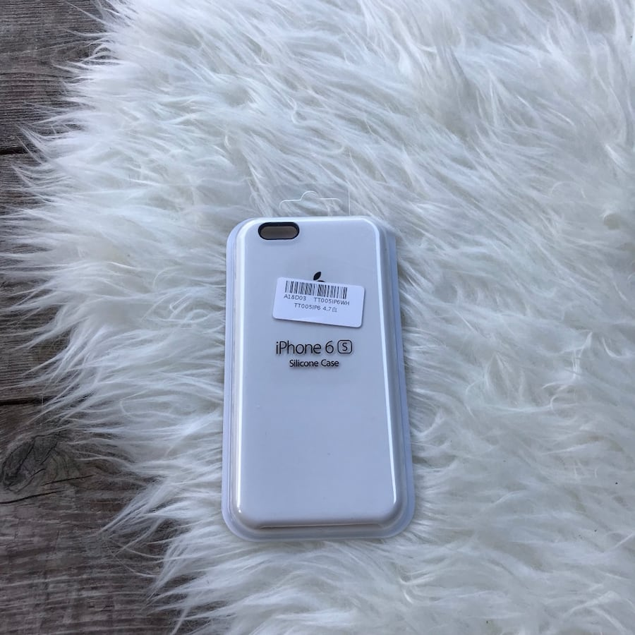White iPhone 6 Case