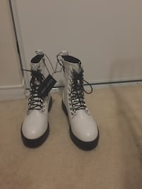 Kendall & Kylie Combat Boots