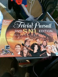 Trivial Pursuit SNL Edition DVD Game Rochester, 55901