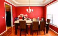 Dinette table and 6 chairs Glen Allen, 23059