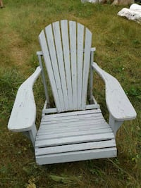 gray wooden rocking arm chair Maryland, 21226