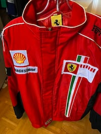 Mens Ferrari Jacket