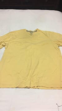 yellow crew-neck t-shirt Toronto, M3L 1A9