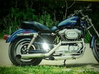 1200 Sportster runs great it's a Harley