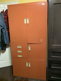 Brand new closet or wardrobe stainless steel Vancouver, V5W 2G9