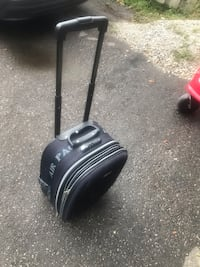 Air Pacific Carry On Wheeled Bag