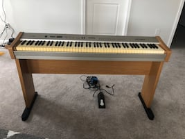 Key tech electric piano