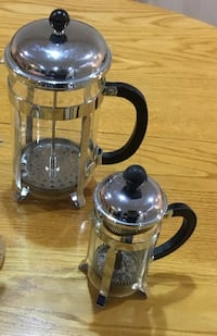 2 Bodum French Press Coffee Makers Ancaster