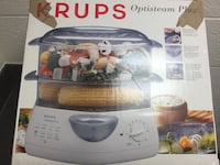 Krups Food Steamer Washington, 20032