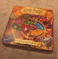 Harry Potter and the Sorcerers Stone Trivia Game