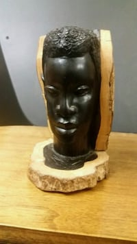 Exotic wood carving