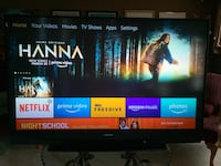 """65"""" Mitsubishi HDTV with an Amazon FireStick TV Dumfries, 22026"""