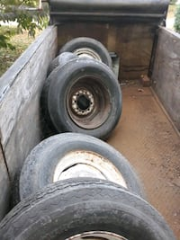 Tires and rims not for cars truck wheels
