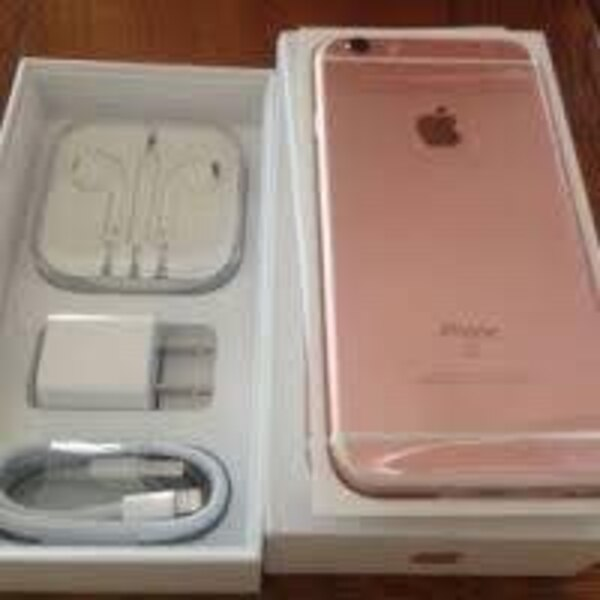 5c6f6c0c794 Used IPhone 6 Plus 128gb unlocked and a Iphone 6 S plus 128gb Rose gold  Att. Not unlocked. For sale. Both new in box. Remember the unlocked one is  a 6 plus ...