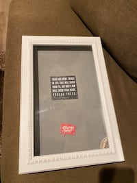 Set of beautiful picture frames