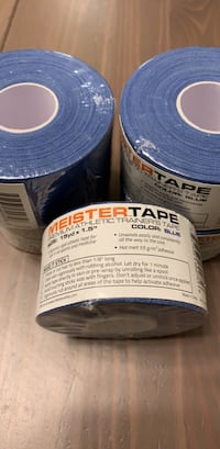 Meister Premium Athletic Trainer's Tape Vancouver, V5S 0A8