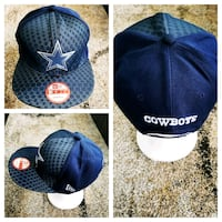 AUTHENTIC NFL FOOTBALL SNAPBACK HAT.  55 km