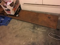 """1/2"""" x 7"""" x 21"""" carbon steel plate.. obo Syracuse, 84075"""
