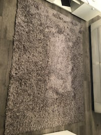 black and white area rug Surrey