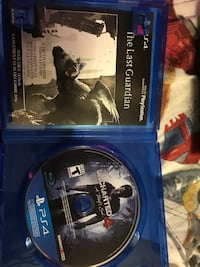 Uncharted 4 ps4 game  Mississauga, L5N 2E3