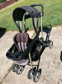 Sit and stand stroller Riverdale, 30274
