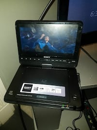Sony portable dvd player dvp-fx96