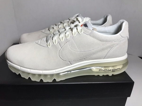 pretty nice f8e0c 623a0 Nike Air Max LD-Zero Hiroshi Fujiwara Mens US Size 9 MSRP $210 Suede  Leather [TELEFON NUMARASI GİZLENMİŞTİR] Sail. Condition is New with  original box ...