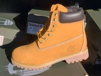 Double sole Timberlands all sizes 7 to 13 Forestville