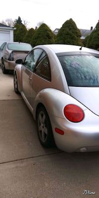 Volkswagen - New Beetle - 2001 Lincoln Park, 48146