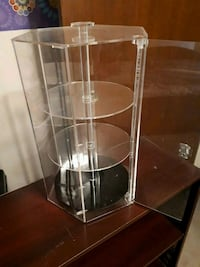 Locking Acrylic Display Case retails for over 125. Calgary, T3E 3W3