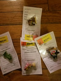 """Toy Story 2"""" Figures from Blind Bags Parkersburg, 26101"""