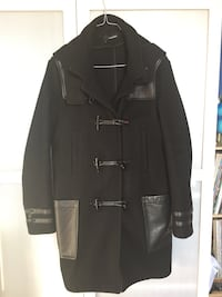 Trench-coat noir the kooples