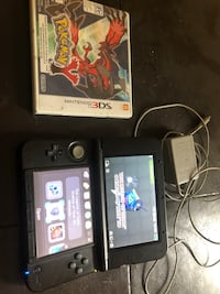 Nintendo 3ds XL with games Airdrie, T4B