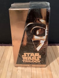 Star Wars Trilogy VHS 1997 Special Edition Sealed NEW - REDUCED