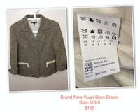 Hugo Boss Women Blazer Please pic for price and size Markham